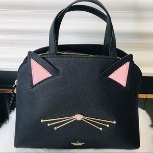 Black cat meow Lottie Cameron Street kate spade